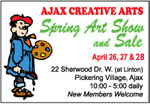 Ajax Creative Arts